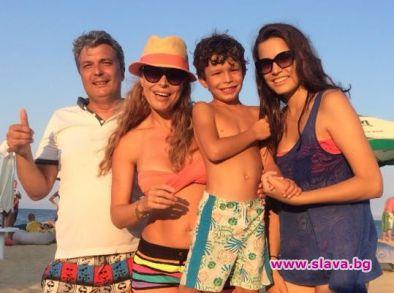 Синът на журналистката Мира Добрева отказва да ходи на училище,