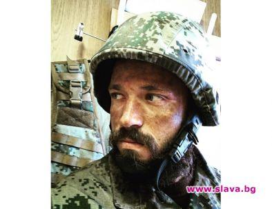 Актьорът Алек Алексиев се готви за емоционална среща. Той ще