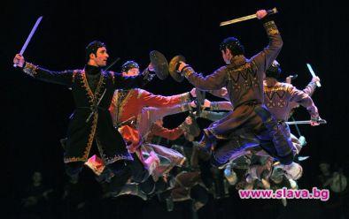 Световната сензация - Националният балет на Грузия Сухишвили, със специалното