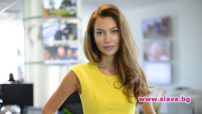 Красивата синоптичка Никол Станкулова е станала майка през уикенда. Бебето