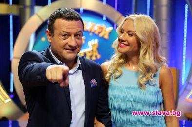 Мария Игнатова и Димитър Рачков отново живеят разделени, само няколко