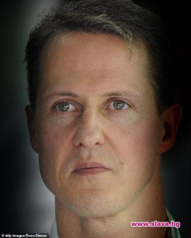 Михаел Шумахер получава медицински грижи, струващи повече от £50 000