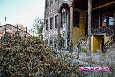 Снимка: Как зарязаха Стария град