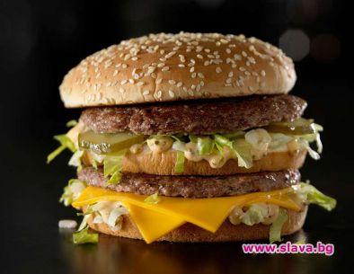 Снимка: Макдоналдс загуби търговската марка Big Mac след правна битка с ирландска верига