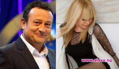 Димитър Рачков е ударил Лили Иванова в земята със завишените