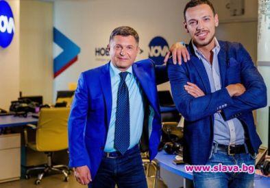 Даниел Петканов, по-известен като Лудия репортер, разкри, че напуска Нова