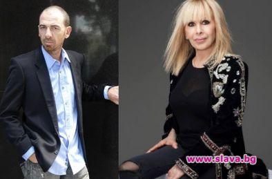 Лили Иванова купила въздуха на холивудския актьор Димитър Марнов, за