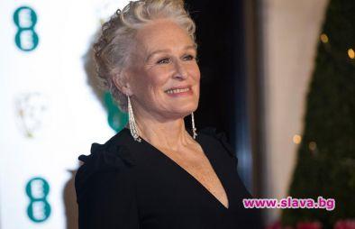 Актрисата Глен Клоуз бе почетена от Гилдията на дизайнерите на