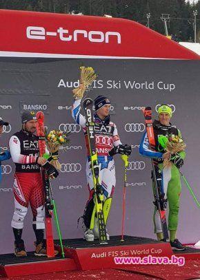Алекси Пентюро спечели комбинацията от световната купа в алпийските ски