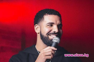 Рапърът Дрейк може да се похвали като най-продавания изпълнител в