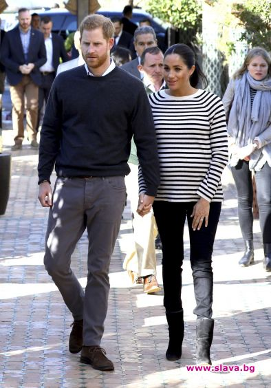 Британският принц Хари и неговата бременна съпруга Меган ще имат