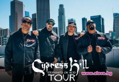 Cypress Hill се завръщат с нов албум Elephants on Acid