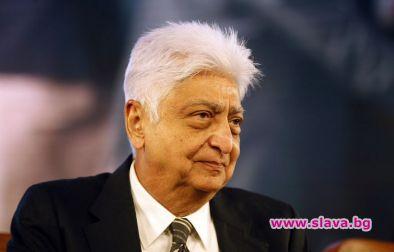 Вторият най-богат човек в Индия дарява 7,5 млрд. долара на