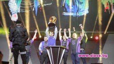 Български отбор по гейминг стана първи на Световното първенство по