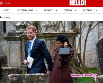 Принц Хари стана кръстник на дъщеричката на братовчедка си Зара