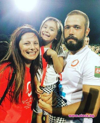 Актьорите Яна Титова и Алек Алексиев очакват второ дете. Това