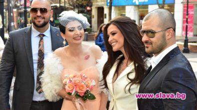 Утре в столичен хотел е сватбеното тържество на Софи Маринова
