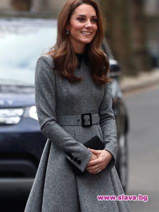 """Статия на британския вестник """"The Sun"""" ядоса Кейт Мидълтън. Херцогинята"""