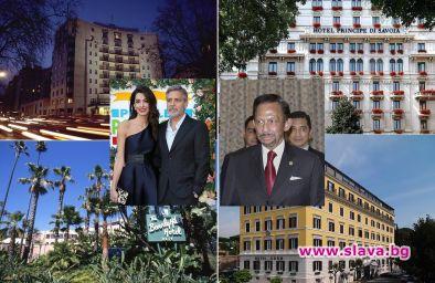 Джордж Клуни призова обществеността да бойкотира девет хотела, собственост на