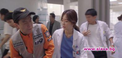 БНТ започва излъчването на нов лекарски сериал, който е от