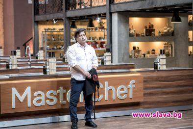 Във вторник на 11-то място MasterChef България напусна 53-годишният бизнесмен