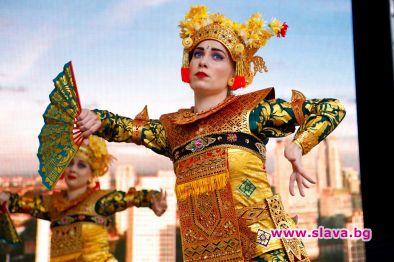 Снимка: 16 държави от Азия представят културата си в София