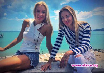 Алекс Раева и Мария Игнатова, които се сприятелиха покрай музикалното