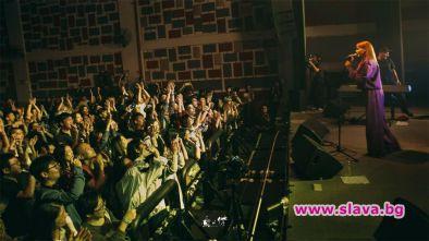 Джаз дивата Рут Колева изнесе два концерта на голямата сцена