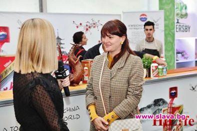 Атрактивната презентация на Александър Симеонов впечатли гости и посетители на