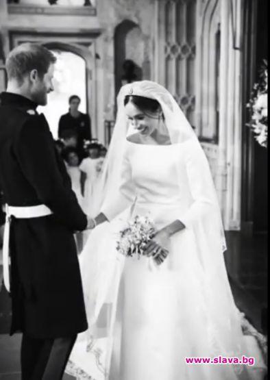 Една година семеен живот отпразнуваха принц Хари и съпругата му