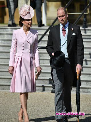 Уилям и Кейт са сериозно притеснени от това да не