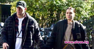 Британската певица Джеси Джей призна, че връзката й с актьора