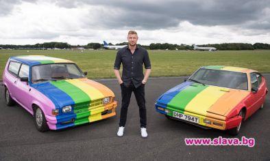 Телевизионно предаване на BBC за автомобили Топ Гиър направи жест