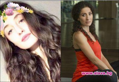 Саня Армутлиева успя да набута щерка си Алма в музикалния