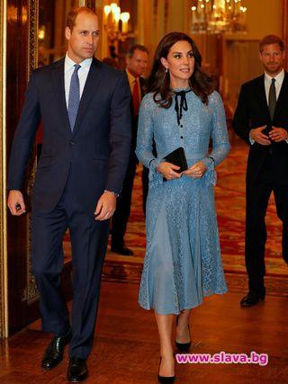 Конвоят на Кейт Мидълтън и принц Уилям беше замесен в