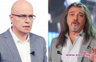 ТВ продуцентът Маги Халваджиян заяви в свое интервю, че Слави