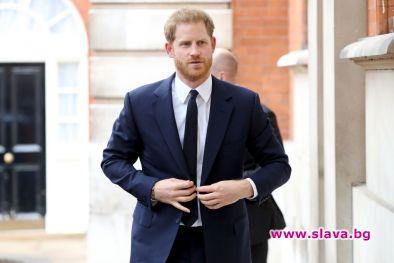 В момента принц Хари е щастливо женен за Меган Маркъл