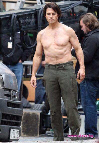 Холивудската звезда Том Круз се е съгласил да се участва