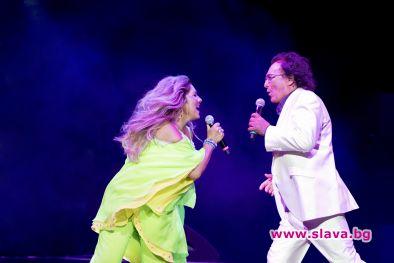 Обявеният за най-успешен италиански дует на всички времена Ал Бано