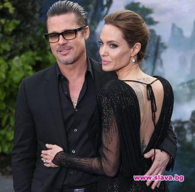 Брад Пит отбеляза победа в спора с Анджелина Джоли за