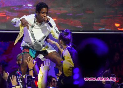 Шведската прокуратура повдигна обвинение срещу американския рапър A$AP Rocky, който