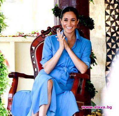 Херцогинята на Съсекс - Меган Маркъл, навърши 38 години на