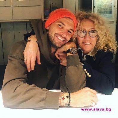 Поредният провал на Григор Димитров окончателно е отчаял майка му