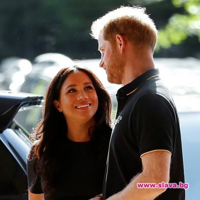 Снимка: Меган и Хари са си направили тайна ваканция до Ибиза