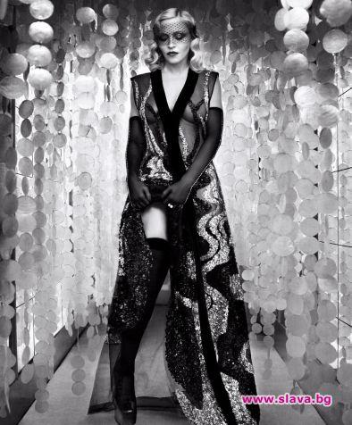 Мадона. Името само говори за себе си и дори да