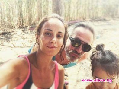 Радина Кърджилова и Деян Донков цяло лято се отдават на
