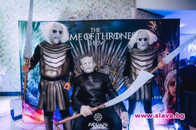 Богинята на нощния живот в София – Megami Club –