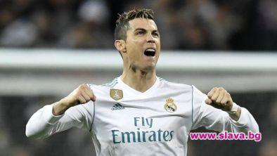 Голямата звезда на световния футбол Кристиано Роналдо направи шокиращо разкритие