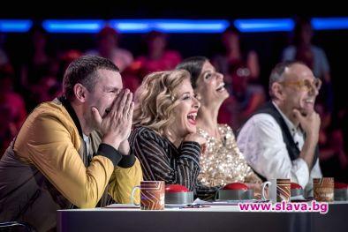 Още в първия епизод на България търси талант по бТВ