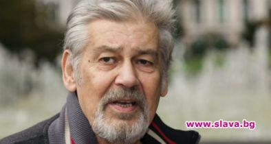 Големият български актьор Стефан Данаилов отново постъпи в болница. Това